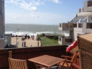 Ferienwohnung Strandwohnung Atlantic