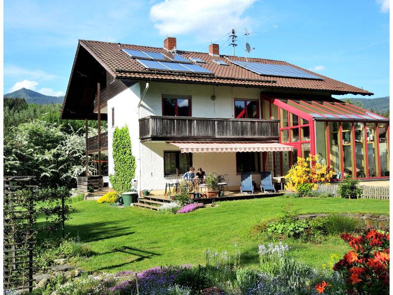 Holiday apartment im Haus am Bramersbach
