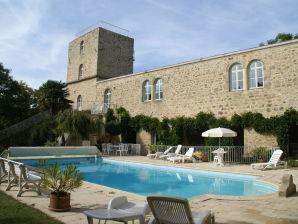 Ferienhaus Chateau Annonay