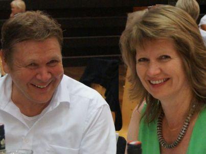 Ihr Gastgeber Angela & Peter Ladurner