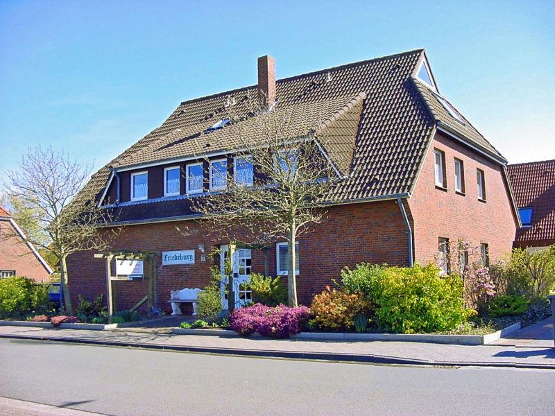 "Apartment Typ C in Carolinensiel ""Haus Friedeburg"""