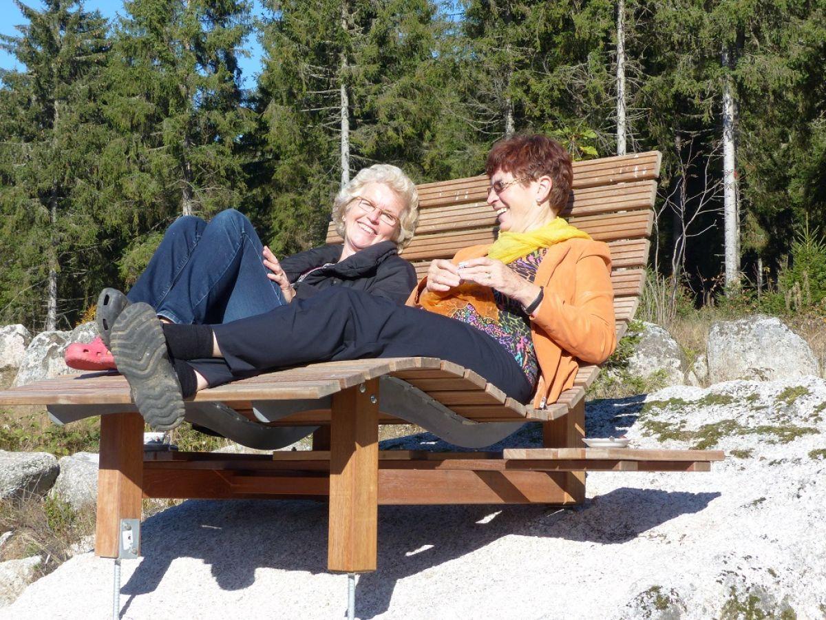 Ferienwohnung am steinkreis hochschwarzwald firma for Kleiner ohrensessel