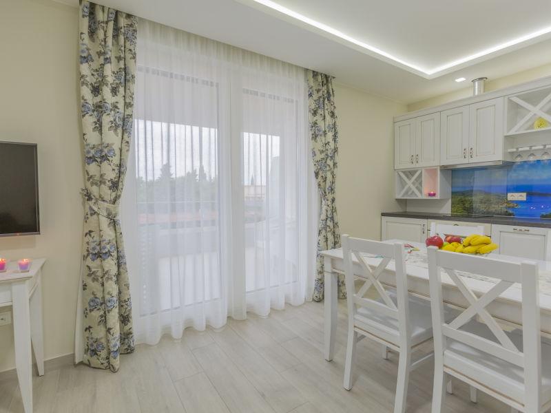 Ferienwohnung Villa Rita - Apartment 2+2 (Südseite)
