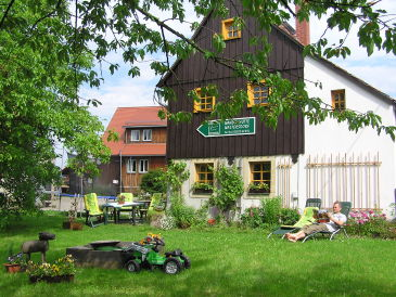 Berghütte Wanderhütte-Waltersdorf
