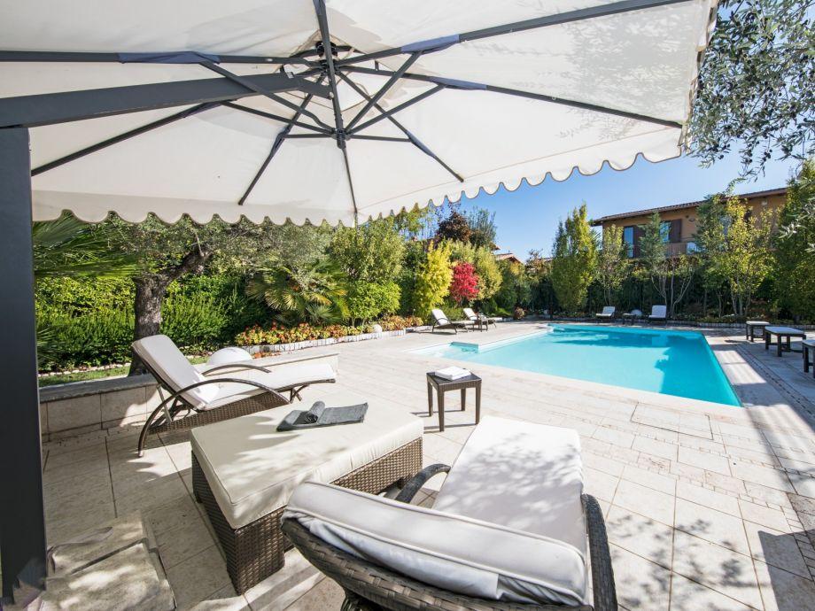 Außenaufnahme Villa Antonella