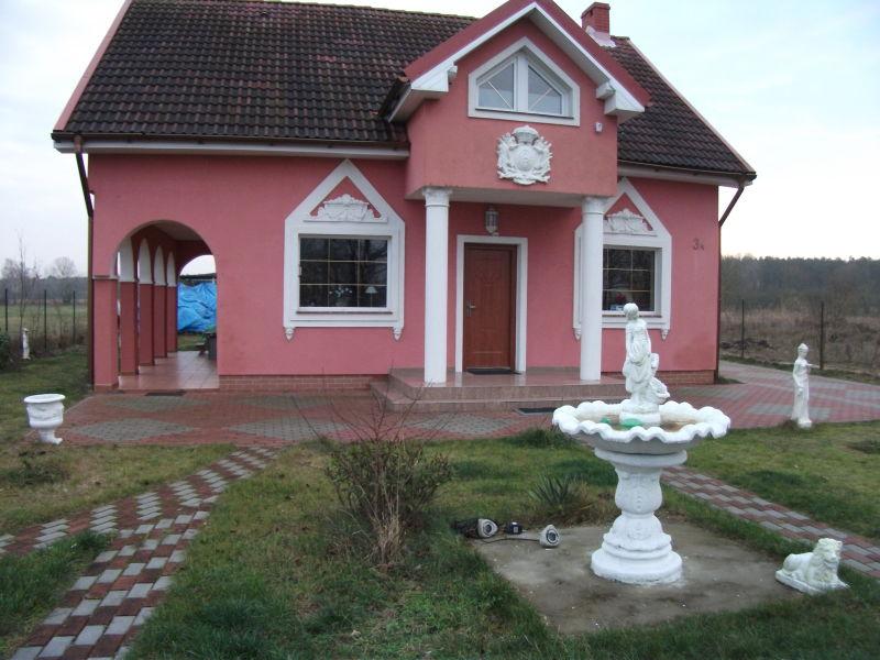 Ferienhaus Rosarot