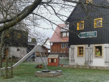 Ferienwohnung Wanderhütte-Waltersdorf