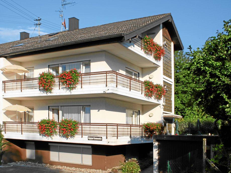 Haus Bellavista - Ferienwohnungen