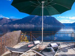 Apartment Colonno Terrazzo sul Lago - 1781