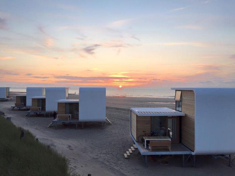 Ferienhaus Strandhaus ohne Hund