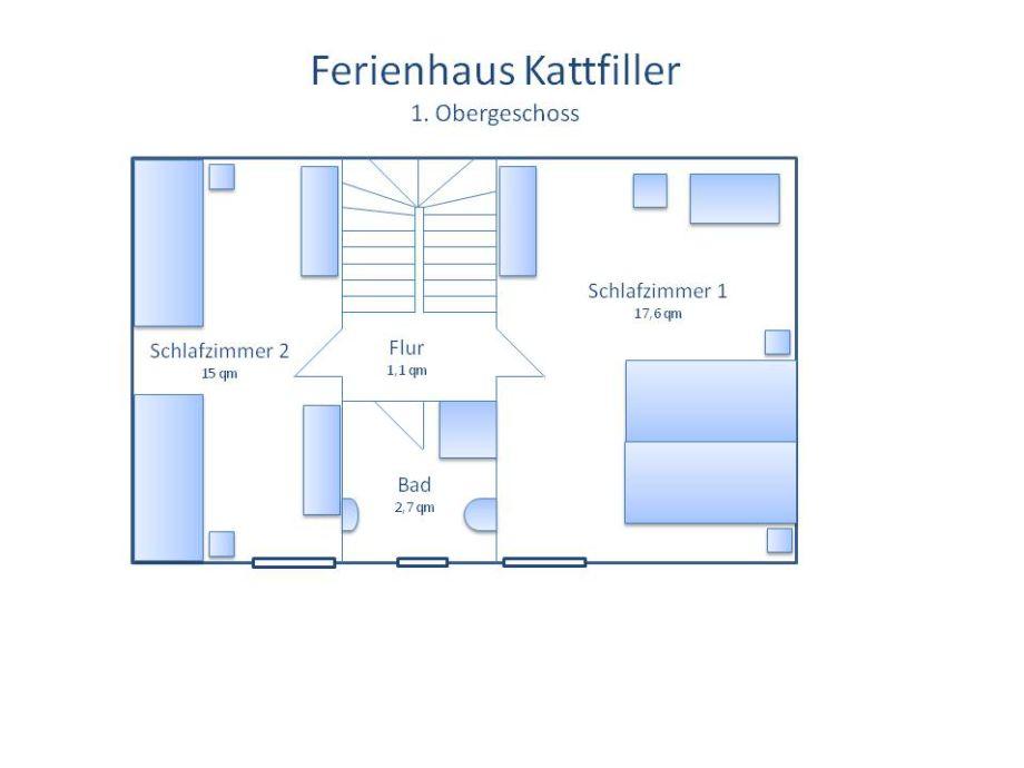 ferienhaus kattfiller nordsee wittmund niedersachsen frau nina kaup. Black Bedroom Furniture Sets. Home Design Ideas