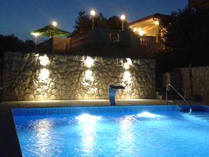 Traum schlafzimmer mit pool  Ferienwohnungen & Ferienhäuser auf Rab mieten - Urlaub auf Rab