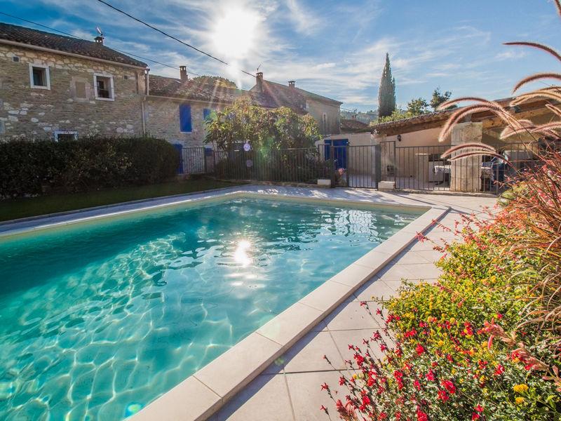 Landhaus 0309 Mas des Fleurs 10P. Saint-Rémy-de-Provence