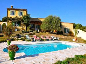 0315 Villa Evasion 6P. Saint-Martin de Castillon