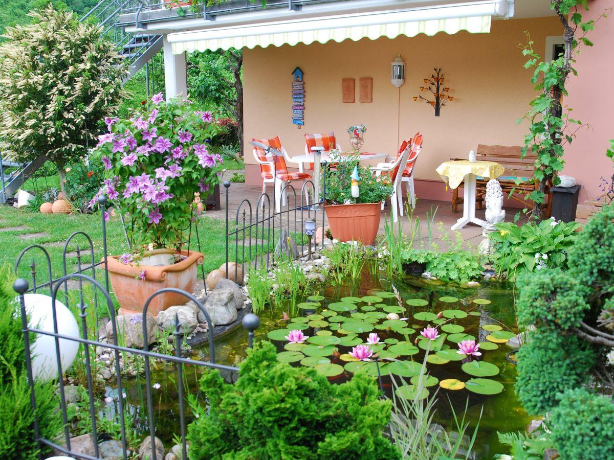 Ferienwohnung Haus am Wald Mosel Frau Elisabeth Rautenberg