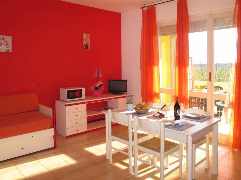 Ferienwohnung Residence Italia Ligurien