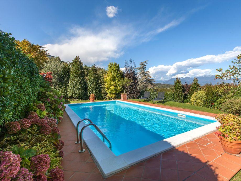 Außenaufnahme Villa Renata