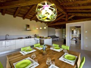 Ferienwohnung Mille 1 auf dem Biohof Azienda Agricola Pratello