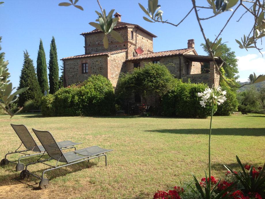 Herzlich Willkommen in der Ferienwohnung Il Melograno!