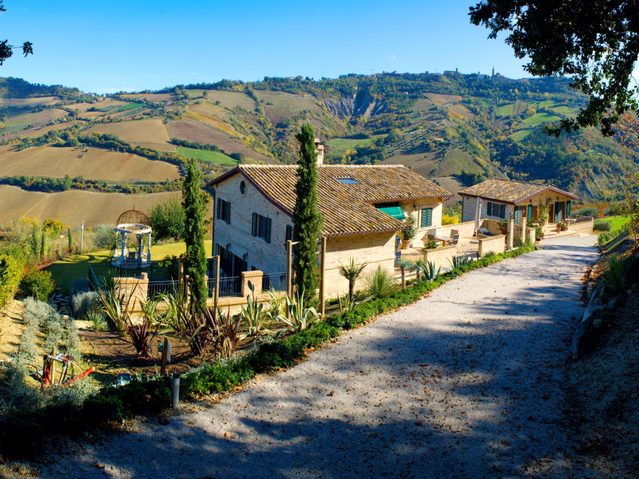 """""""La Casa di Petra"""" - the houses"""