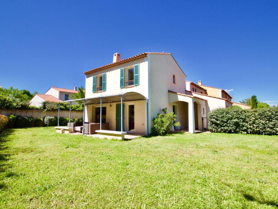 Außenaufnahme Villa Blanche - Roquebrune-sur-Argens