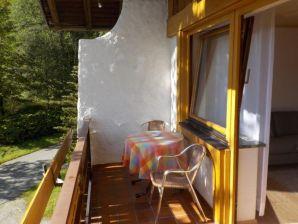 Ferienwohnung Unterjoch im Haus am Weißenbach