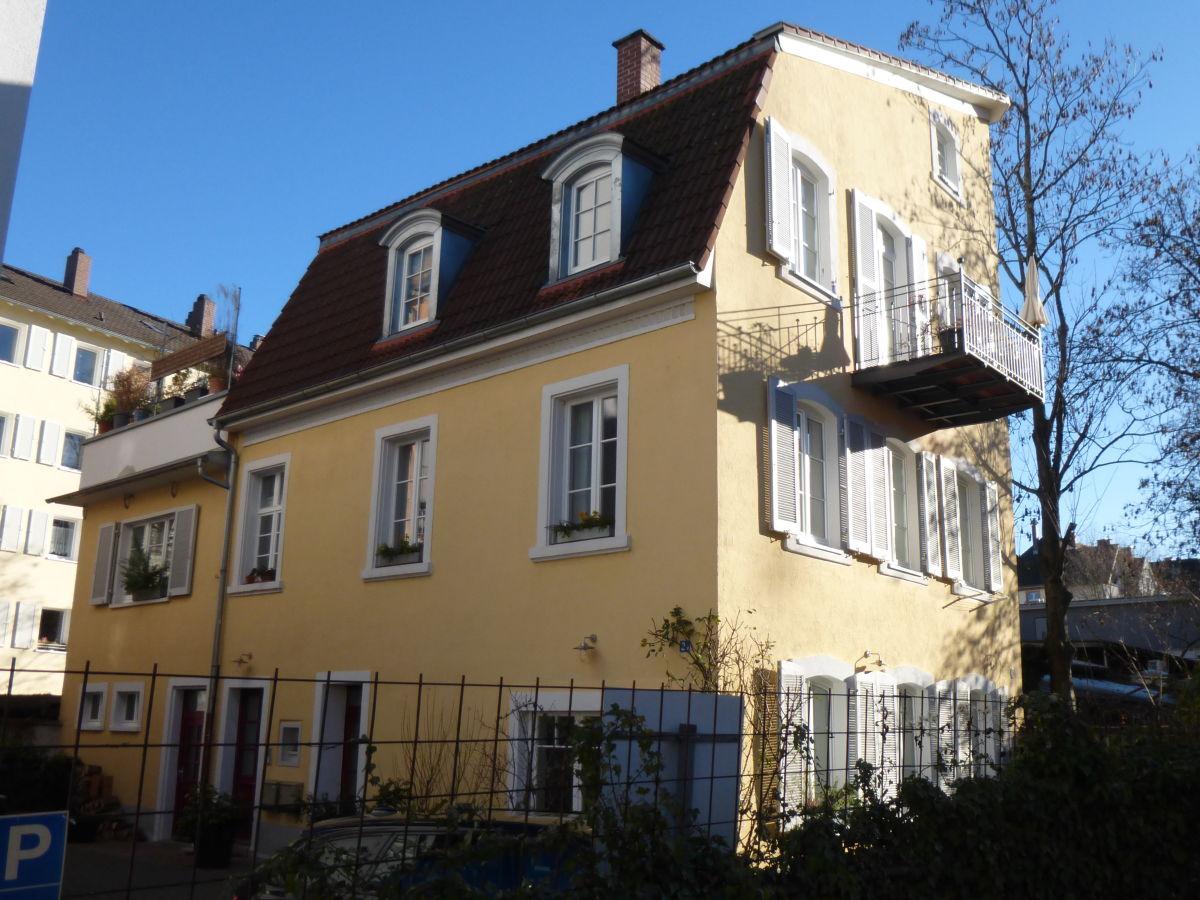 Ferienwohnung Das Gelbe Haus Südschwarzwald Freiburg im