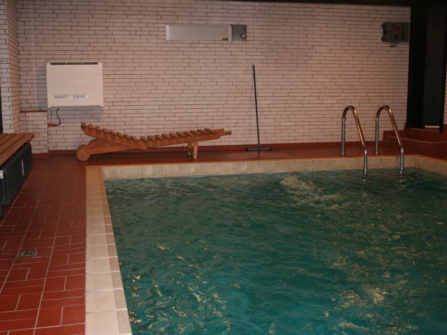 Ferienwohnung lazy dolphin sylt rantum jan wilhelm peters for Schwimmbad gegenstromanlage