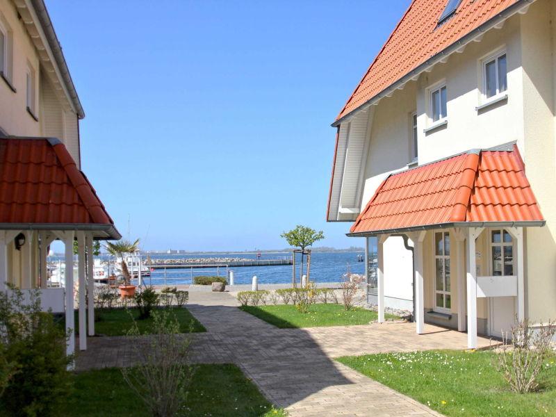 Ferienwohnung Hafenhäuser Wiek (B03)