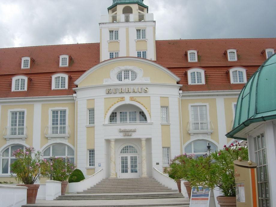 Ferienwohnung Haus Seeblick am Schmachter See Binz Frau