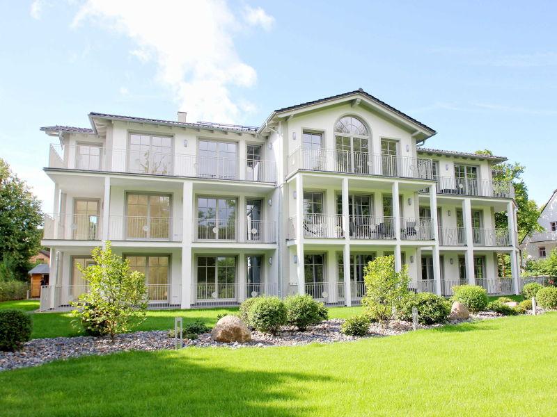 Ferienwohnung Villa Pauline (WE07)