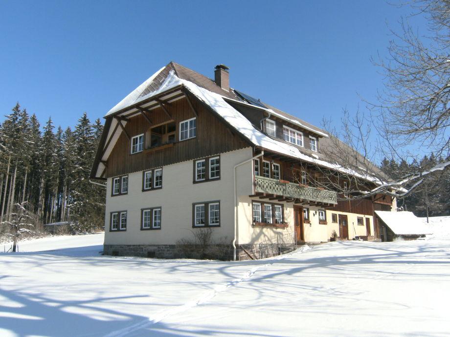 Ferienwohnung im Dachgeschoß