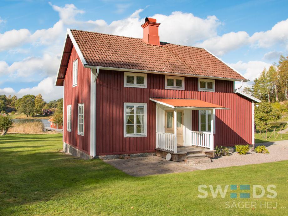 Außenaufnahme Huset Råsdal