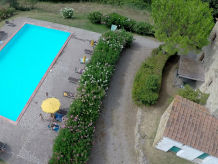 Ferienwohnung Villa am Pool 16 Agriturismo San Ottaviano