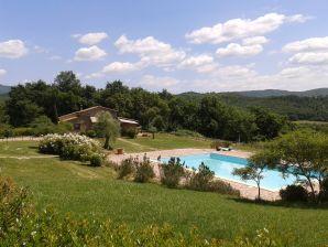 Ferienhaus Eigenständige Villa 10 Agriturismo San Ottaviano (Massoni)