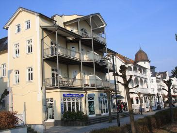 "Ferienwohnung ""Ostseeblick"" im Haus Atlantic"