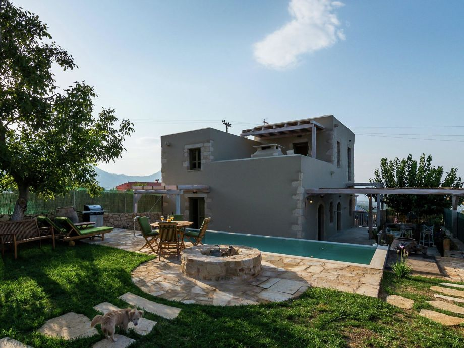 Außenaufnahme Villa Leonanto