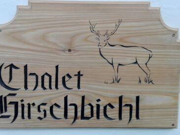 """Chalet """"Hirschbichl"""""""