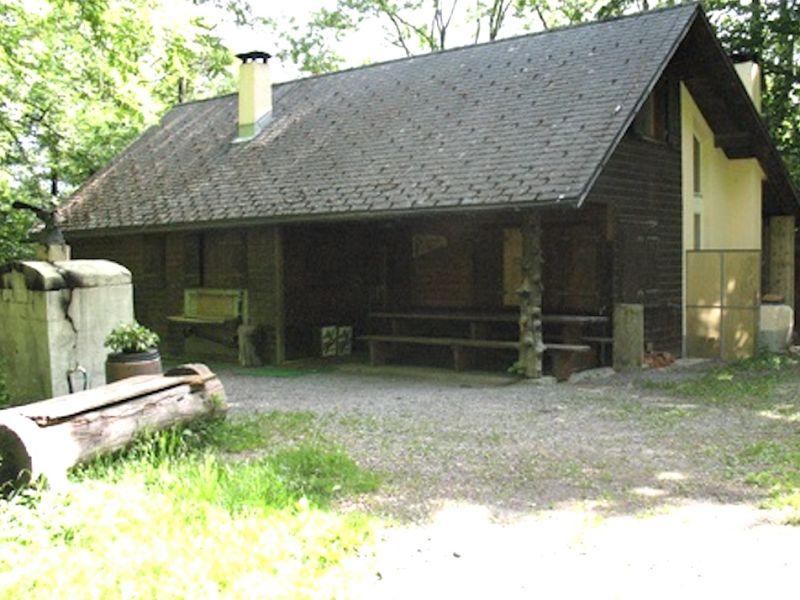 Skihütte CH-O-P04