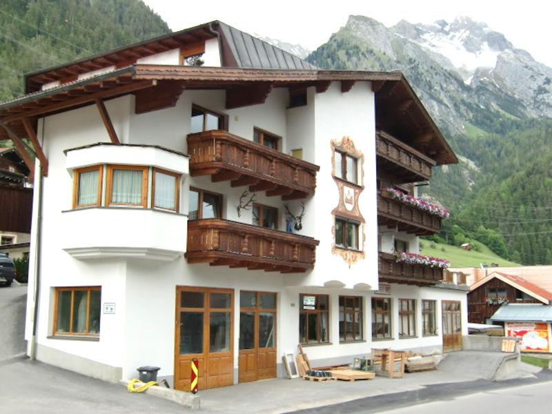 Ferienhaus Arlberg - A-VA-A01