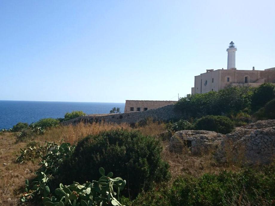 Ferienhaus Villino al Faro, Apulien - Firma Cilentano - Natürlich ...