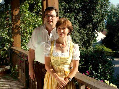 Ihr Gastgeber Franziska Schuberth