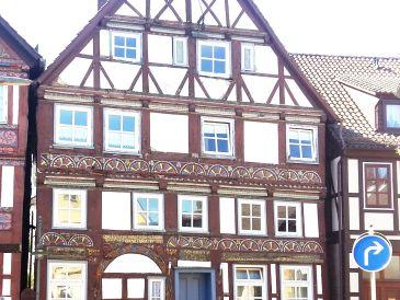 Ferienwohnung Bremer Speicherhaus