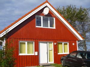 Ferienhaus direkt am Strand der Ostsee