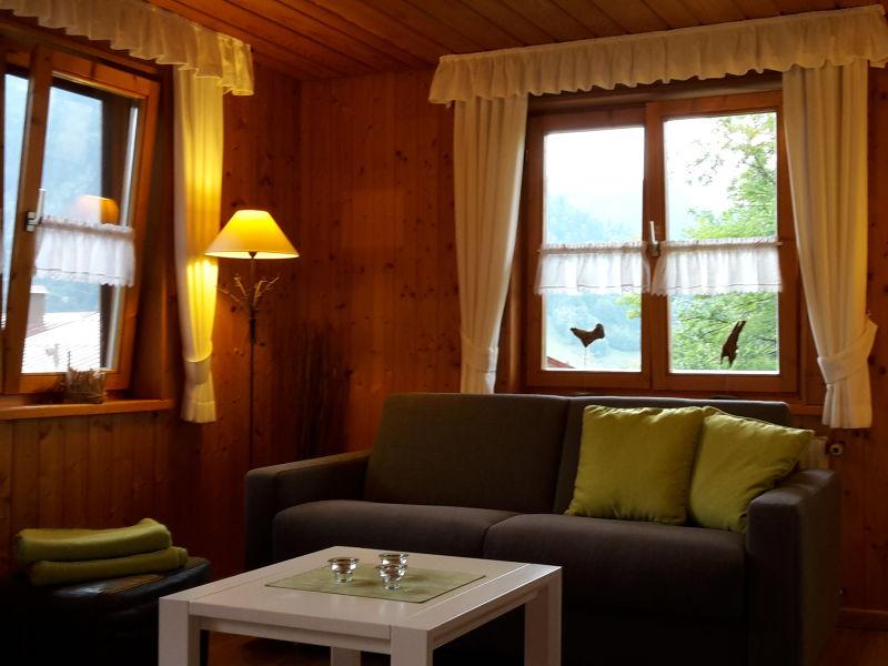 Ferienwohnung Gams im Landhaus am Bächle