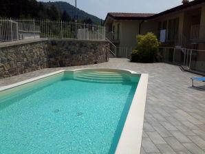 Dieses gepflegte Ferienhaus liegt in Solto Collina