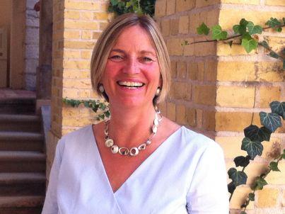 Your host Michaela Klier