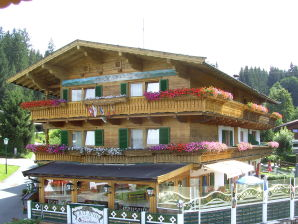 Ferienwohnung Pengelstein im Hotel Schmiedboden