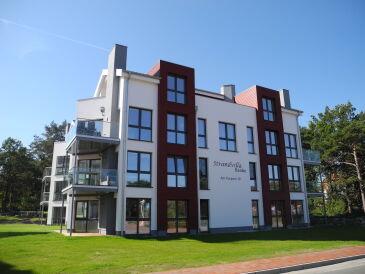 Ferienwohnung Strandvilla Baabe 7 - Strandfeuer