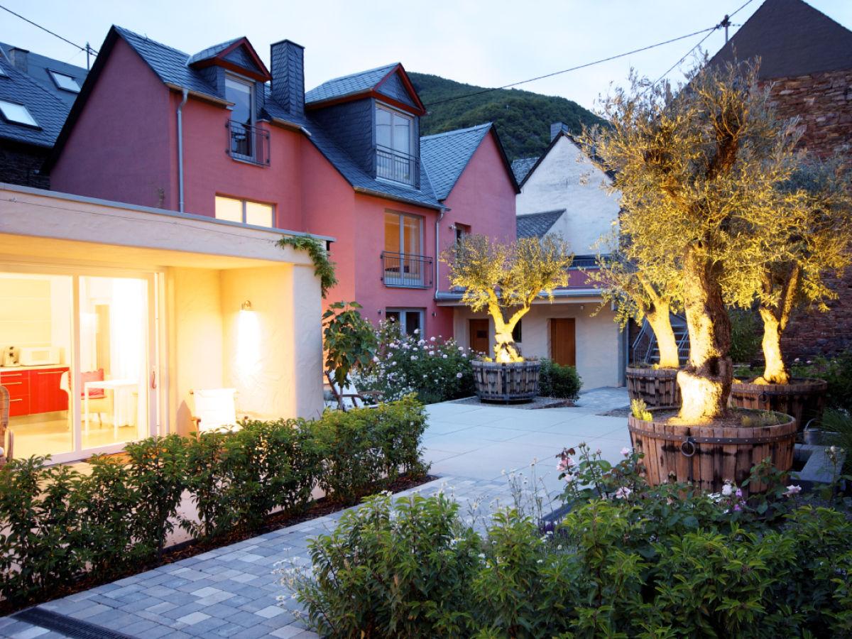 Links: Unser Gartenhaus Mit Privater Terrasse